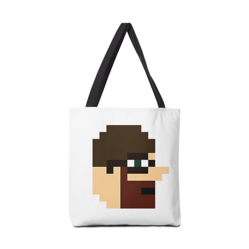Saf Accessories Tote Bag Bag by DrinkIN GeekOUT's Artist Shop