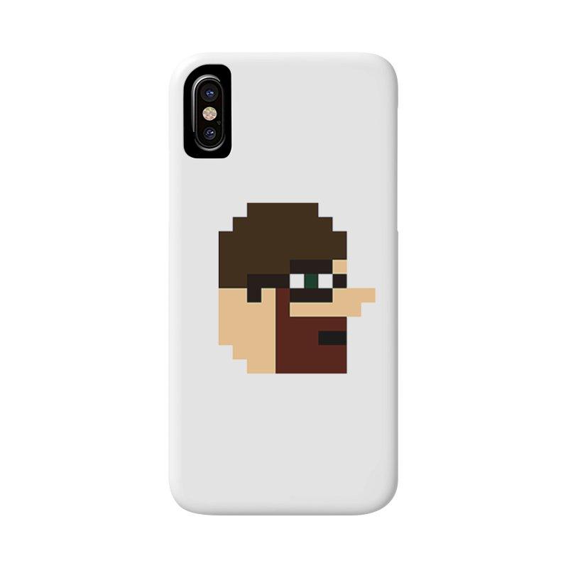 Saf Accessories Phone Case by DrinkIN GeekOUT's Artist Shop