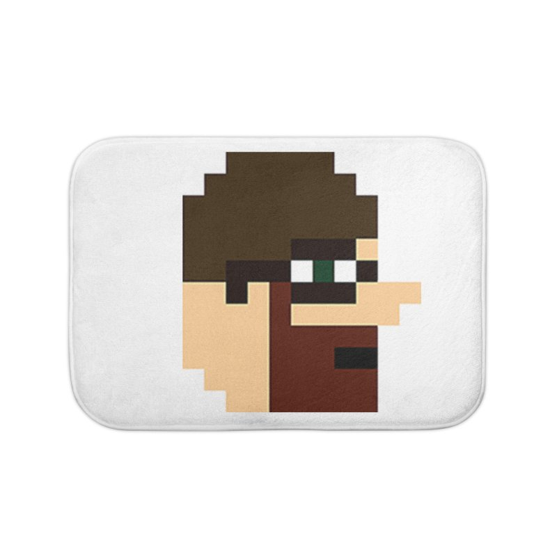 Saf Home Bath Mat by DrinkIN GeekOUT's Artist Shop