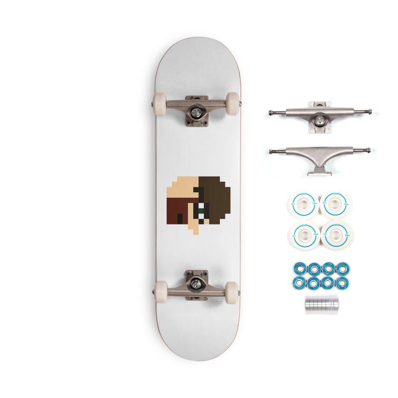 Saf Accessories Complete - Basic Skateboard by DrinkIN GeekOUT's Artist Shop