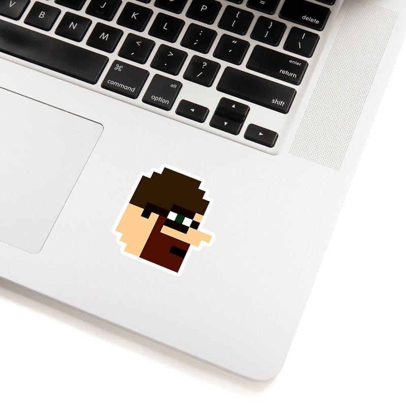 Saf Accessories Sticker by DrinkIN GeekOUT's Artist Shop