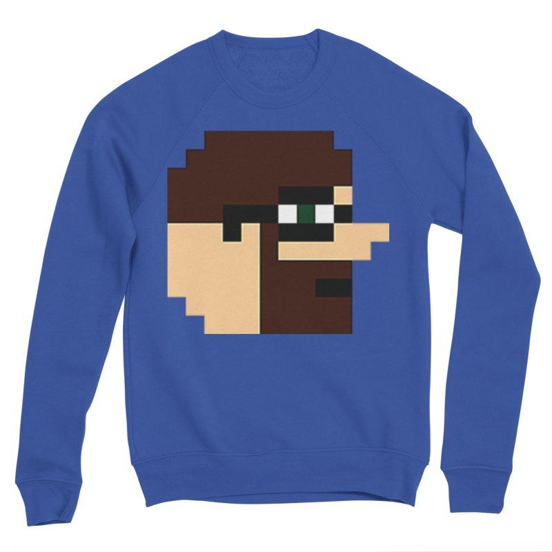 Dustin Men's Sponge Fleece Sweatshirt by DrinkIN GeekOUT's Artist Shop