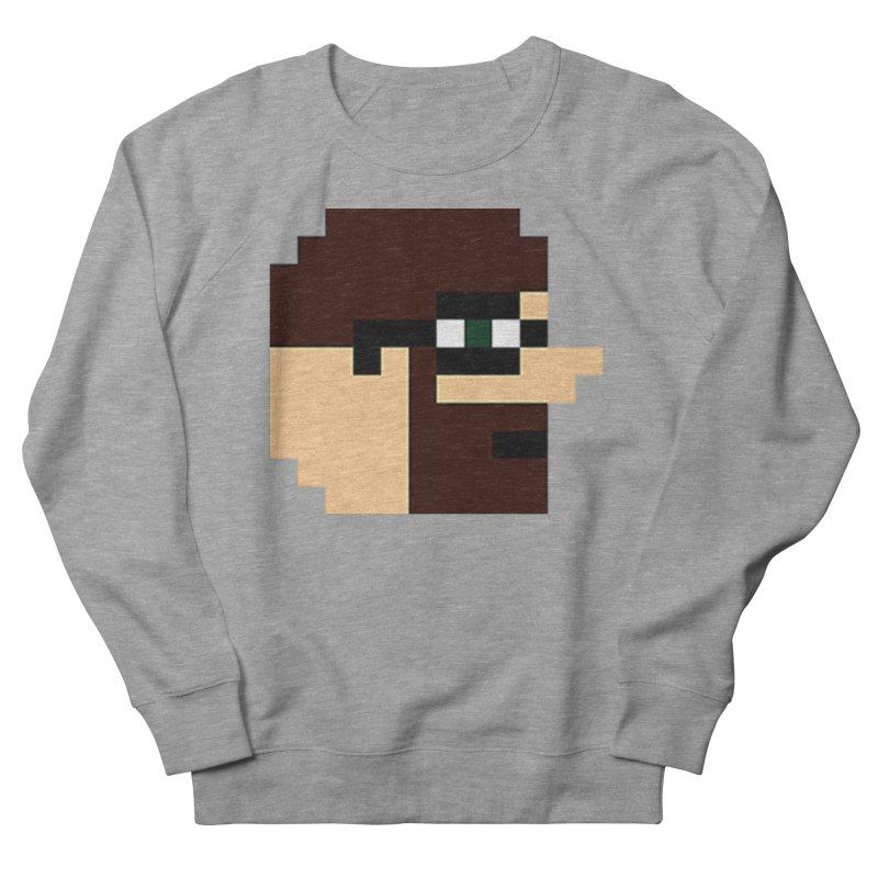 Dustin Women's French Terry Sweatshirt by DrinkIN GeekOUT's Artist Shop