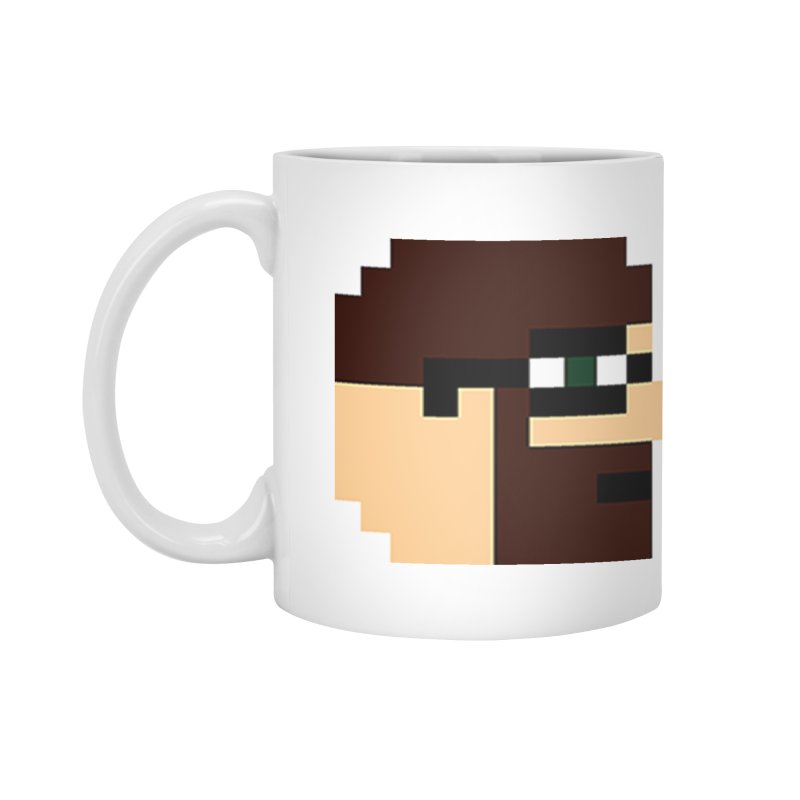 Dustin Accessories Mug by DrinkIN GeekOUT's Artist Shop