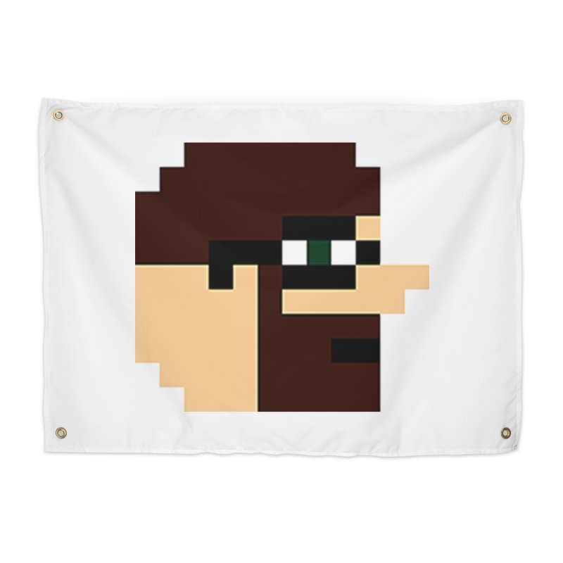 Dustin Home Tapestry by DrinkIN GeekOUT's Artist Shop