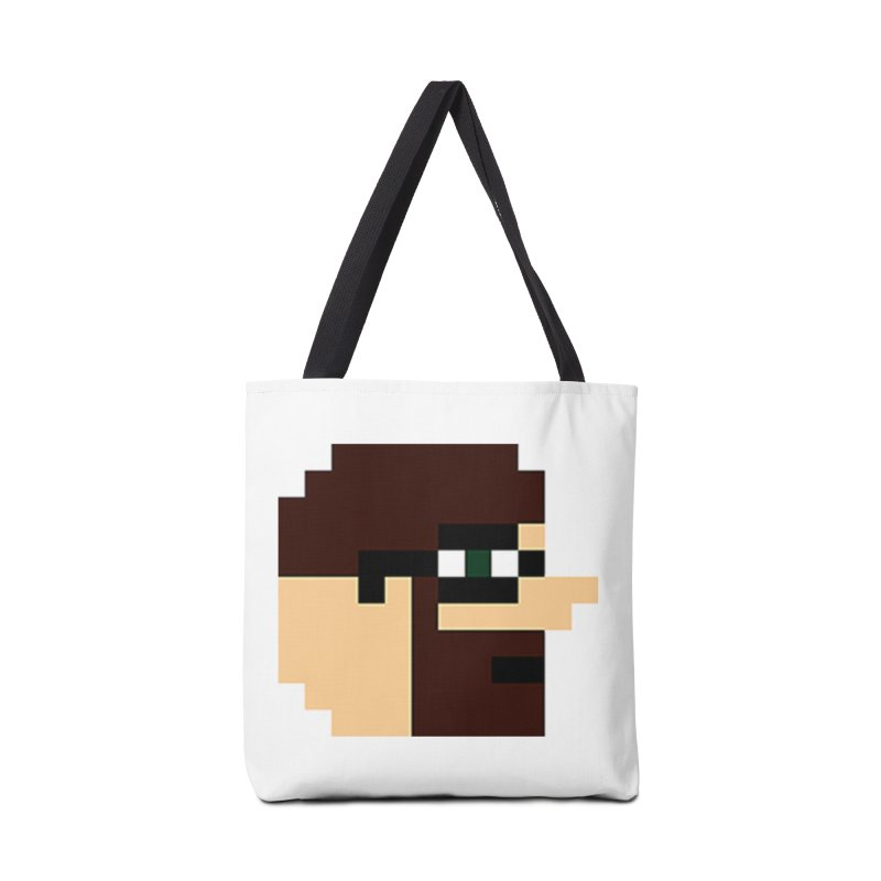 Dustin Accessories Bag by DrinkIN GeekOUT's Artist Shop