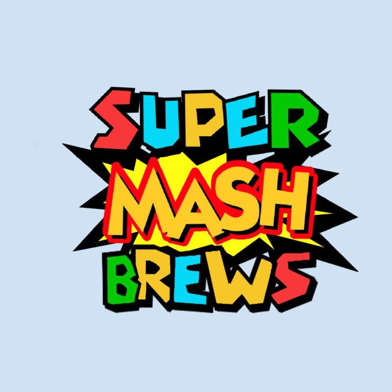Super Mash Brews Accessories Zip Pouch by DrinkIN GeekOUT's Artist Shop