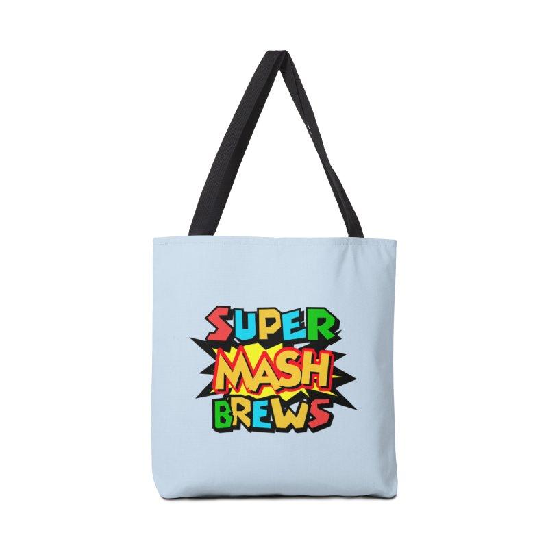 Super Mash Brews Accessories Bag by DrinkIN GeekOUT's Artist Shop