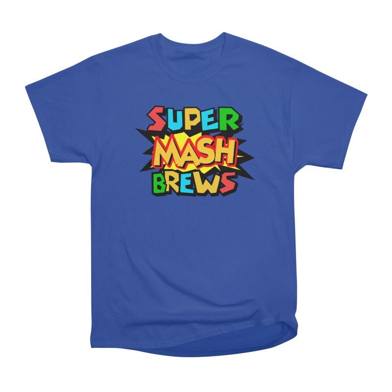 Super Mash Brews Men's Heavyweight T-Shirt by DrinkIN GeekOUT's Artist Shop