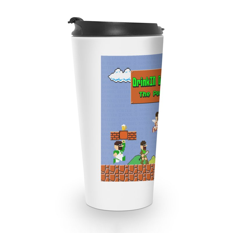 Super DiGo Bros. Accessories Mug by DrinkIN GeekOUT's Artist Shop