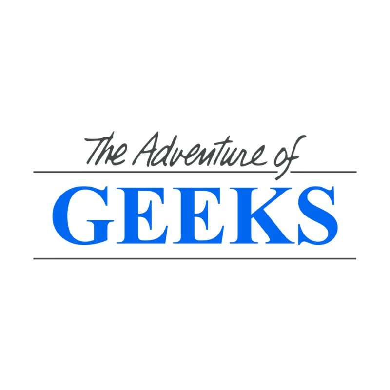 The Adventure of Geeks Kids T-Shirt by DrinkIN GeekOUT's Artist Shop