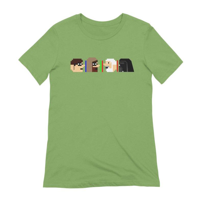 Jedi July 2019 Women's Extra Soft T-Shirt by DrinkIN GeekOUT's Artist Shop