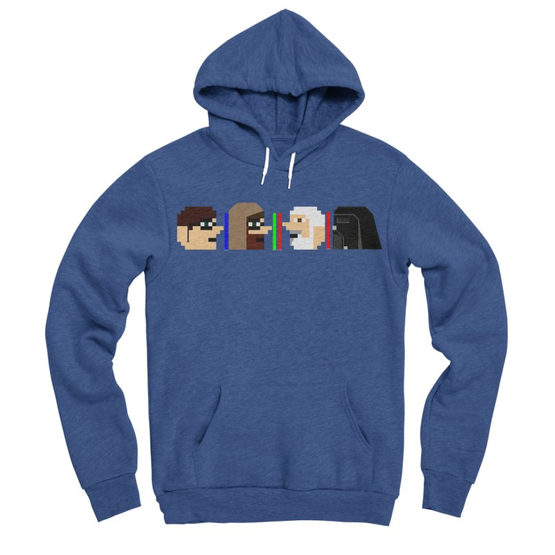 Jedi July 2019 Men's Sponge Fleece Pullover Hoody by DrinkIN GeekOUT's Artist Shop