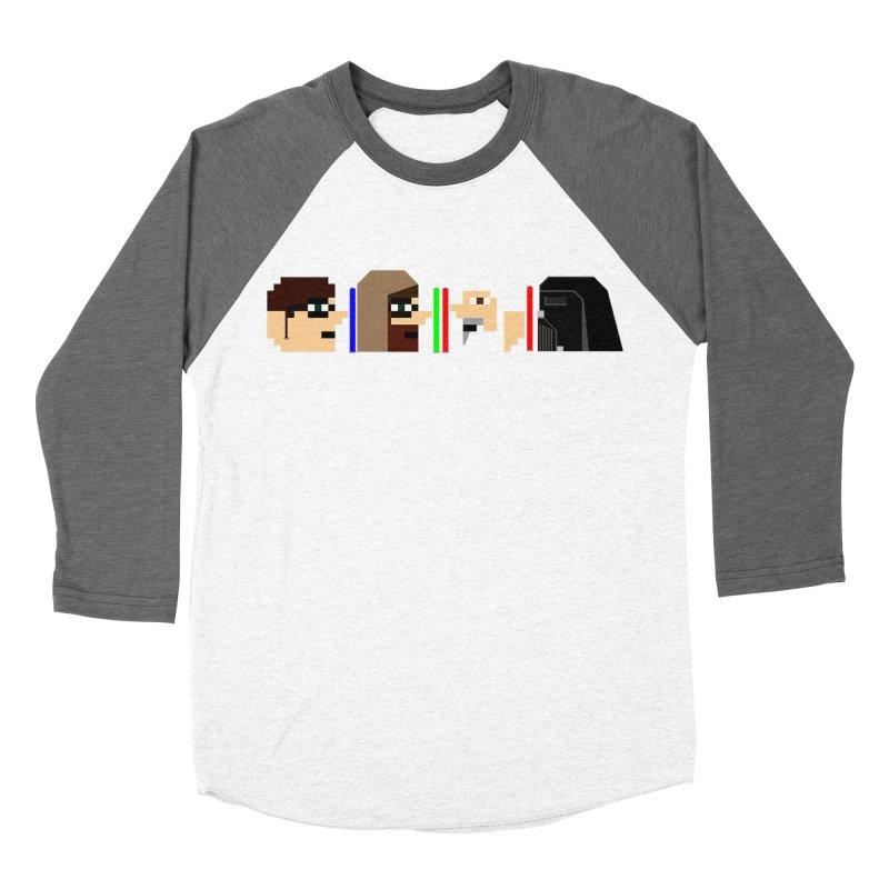 Jedi July 2019 Men's Baseball Triblend Longsleeve T-Shirt by DrinkIN GeekOUT's Artist Shop