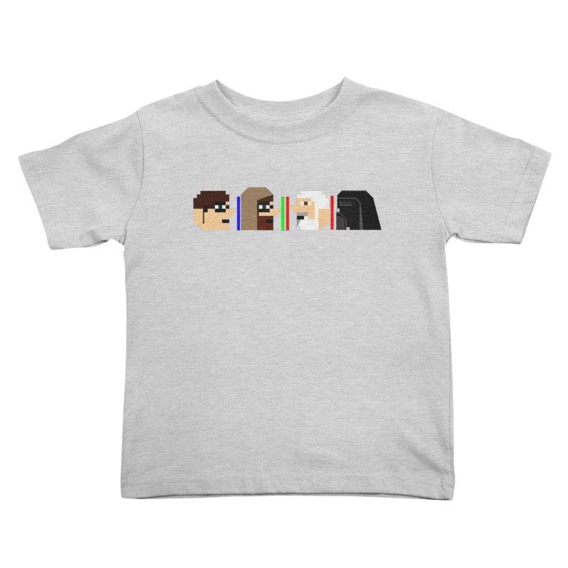 Jedi July 2019 Kids Toddler T-Shirt by DrinkIN GeekOUT's Artist Shop