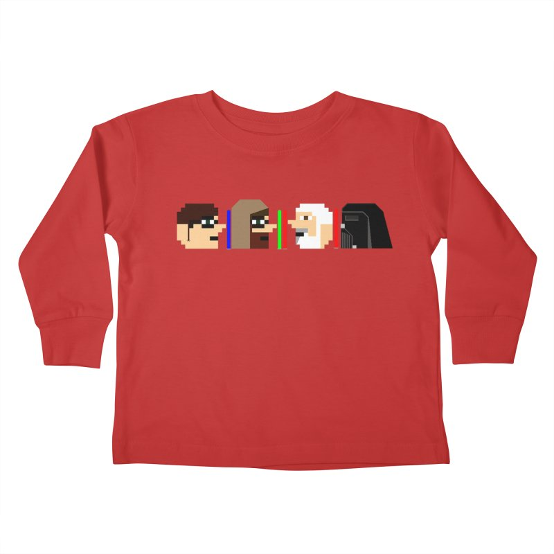 Jedi July 2019 Kids Toddler Longsleeve T-Shirt by DrinkIN GeekOUT's Artist Shop