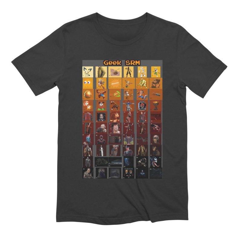Geek SRM Men's Extra Soft T-Shirt by DrinkIN GeekOUT's Artist Shop