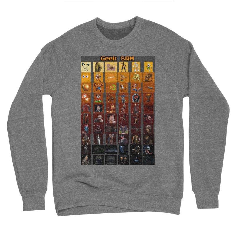 Geek SRM Men's Sponge Fleece Sweatshirt by DrinkIN GeekOUT's Artist Shop