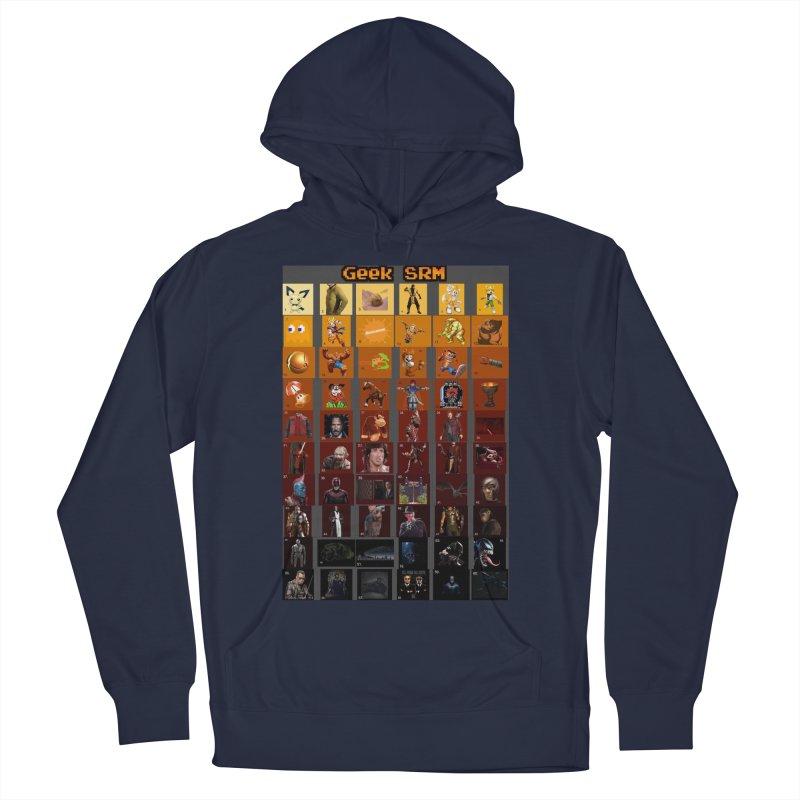 Geek SRM Women's French Terry Pullover Hoody by DrinkIN GeekOUT's Artist Shop