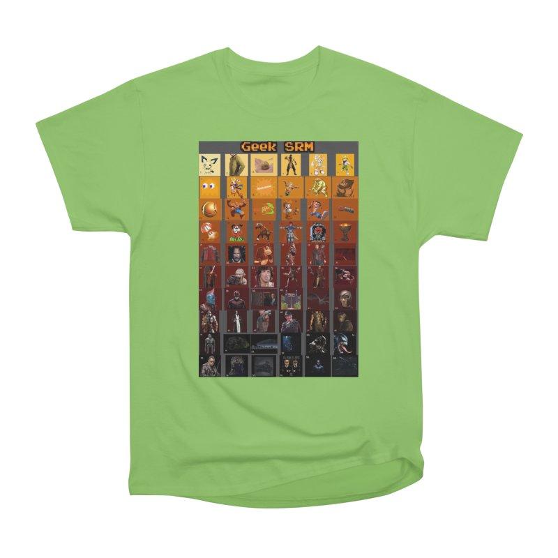 Geek SRM Women's Heavyweight Unisex T-Shirt by DrinkIN GeekOUT's Artist Shop