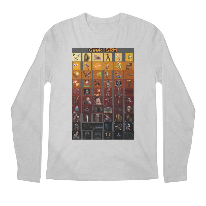 Geek SRM Men's Regular Longsleeve T-Shirt by DrinkIN GeekOUT's Artist Shop