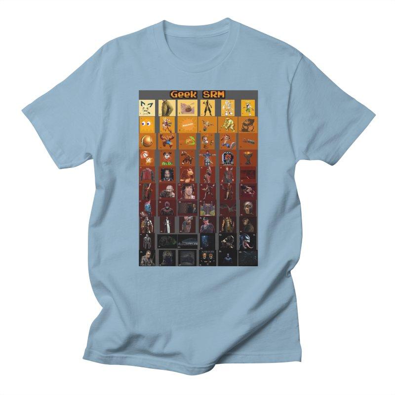 Geek SRM Women's Regular Unisex T-Shirt by DrinkIN GeekOUT's Artist Shop