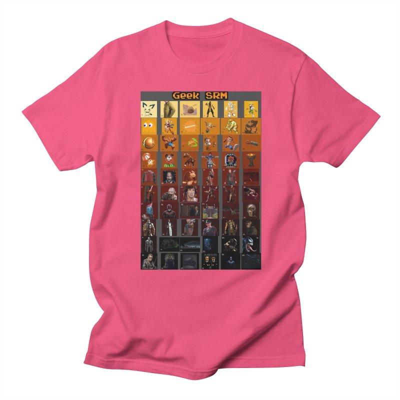 Geek SRM Men's Regular T-Shirt by DrinkIN GeekOUT's Artist Shop