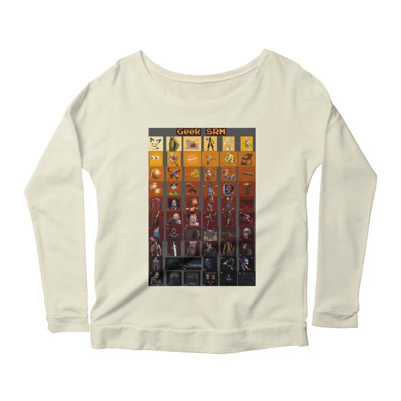 Geek SRM Women's Scoop Neck Longsleeve T-Shirt by DrinkIN GeekOUT's Artist Shop