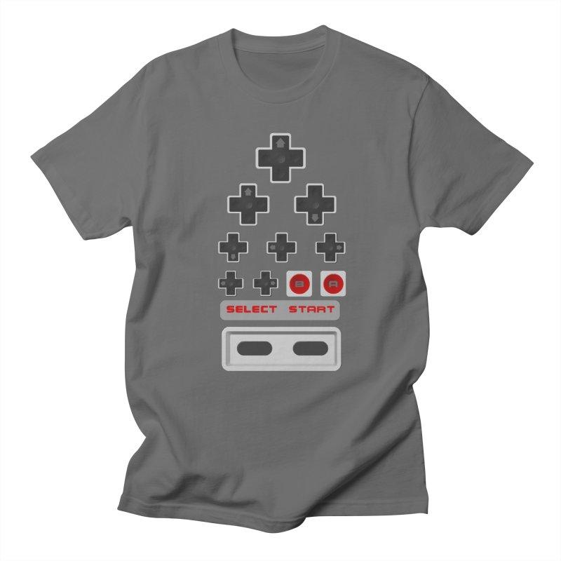 Geek Eye Chart Men's T-Shirt by DrinkIN GeekOUT's Artist Shop