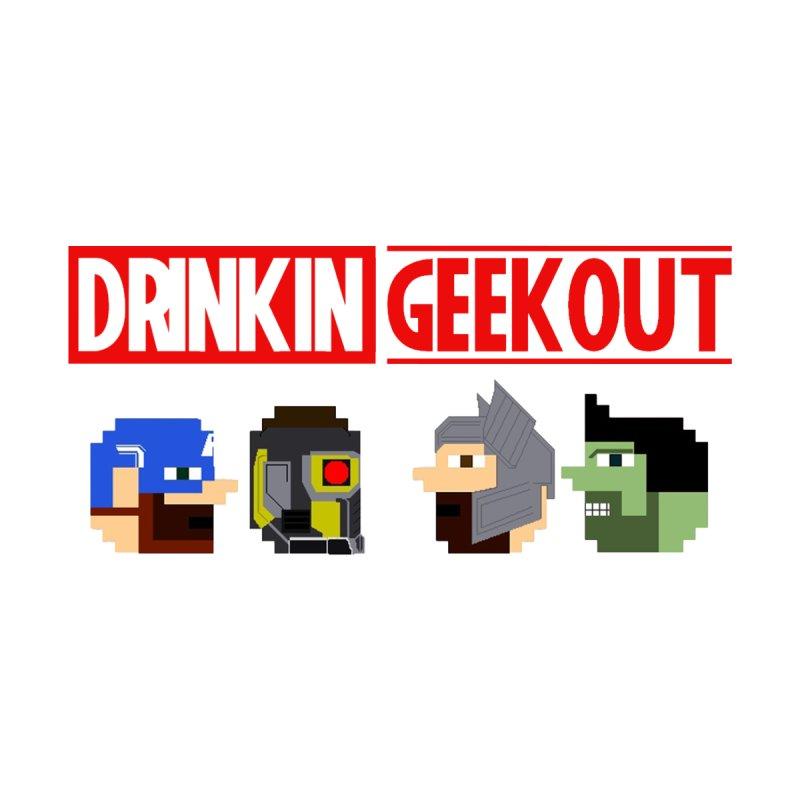 Marvel DiGo by DrinkIN GeekOUT's Artist Shop