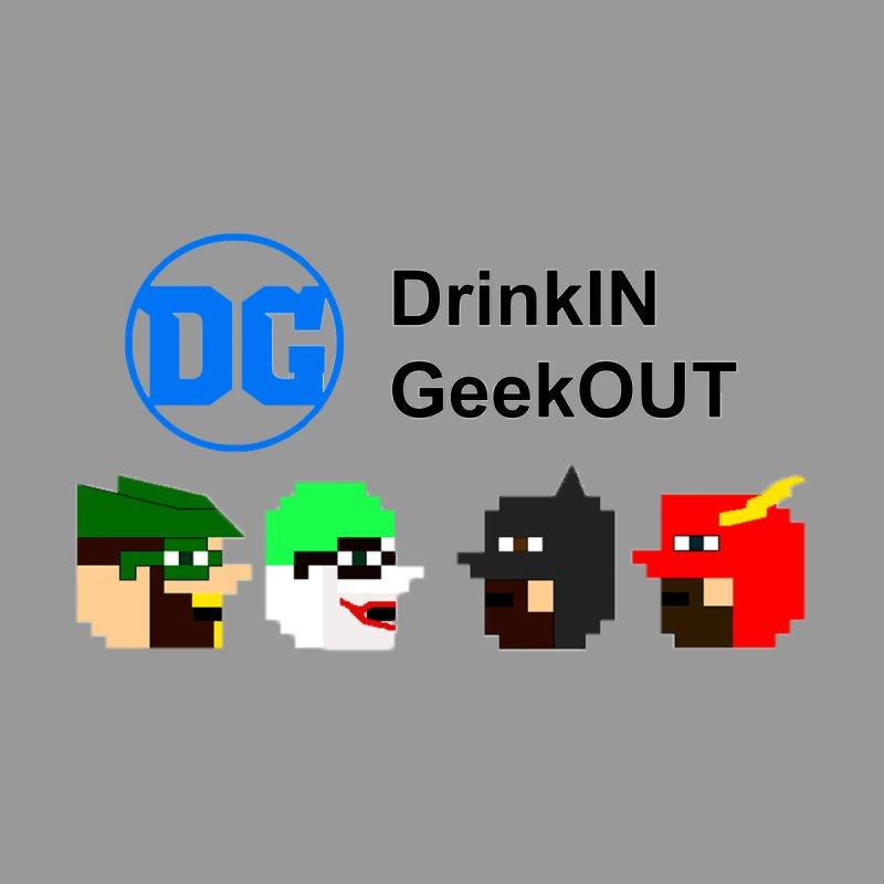 DC DiGo by DrinkIN GeekOUT's Artist Shop