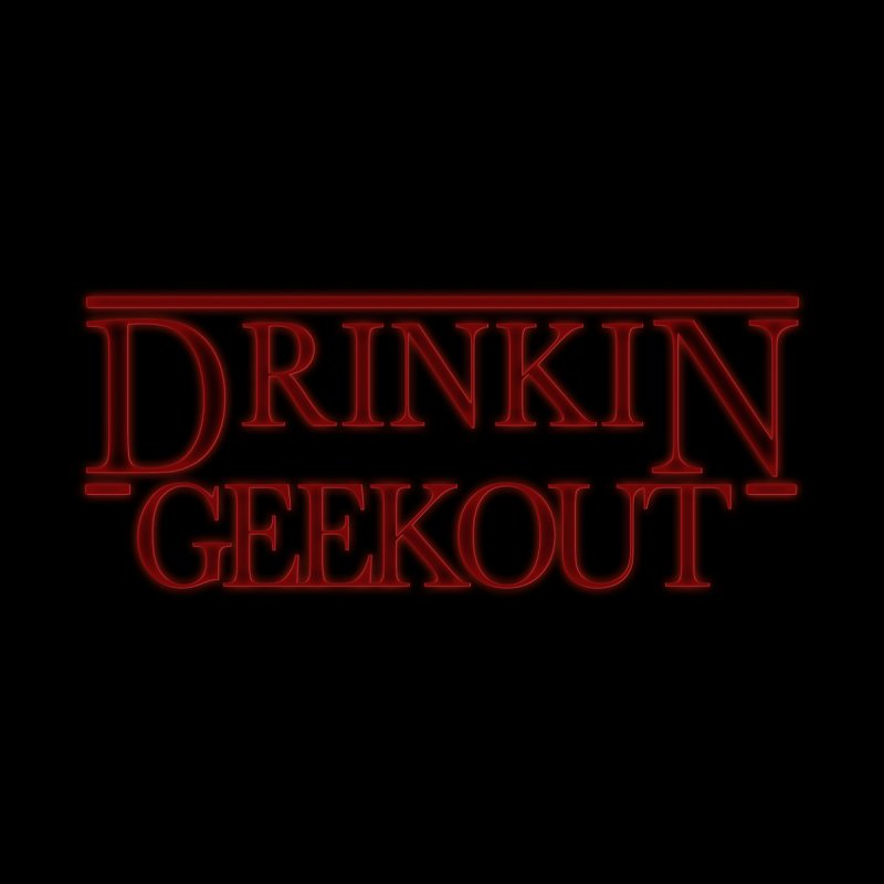 Stranger Things DiGo by DrinkIN GeekOUT's Artist Shop