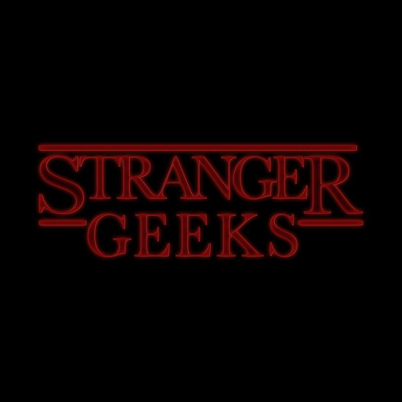 Stranger Geeks by DrinkIN GeekOUT's Artist Shop