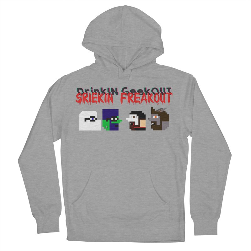 SiFo DiGo Men's French Terry Pullover Hoody by DrinkIN GeekOUT's Artist Shop