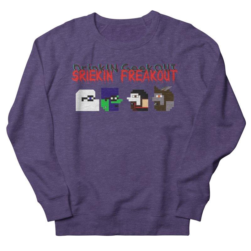 SiFo DiGo Men's French Terry Sweatshirt by DrinkIN GeekOUT's Artist Shop