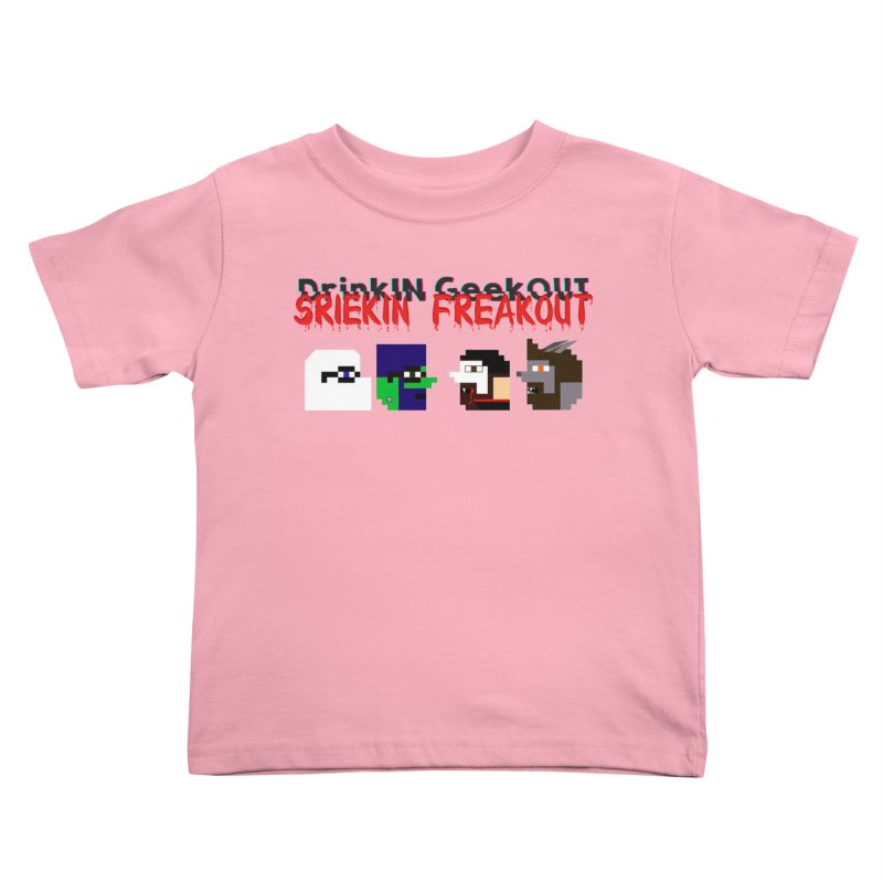 SiFo DiGo Kids Toddler T-Shirt by DrinkIN GeekOUT's Artist Shop