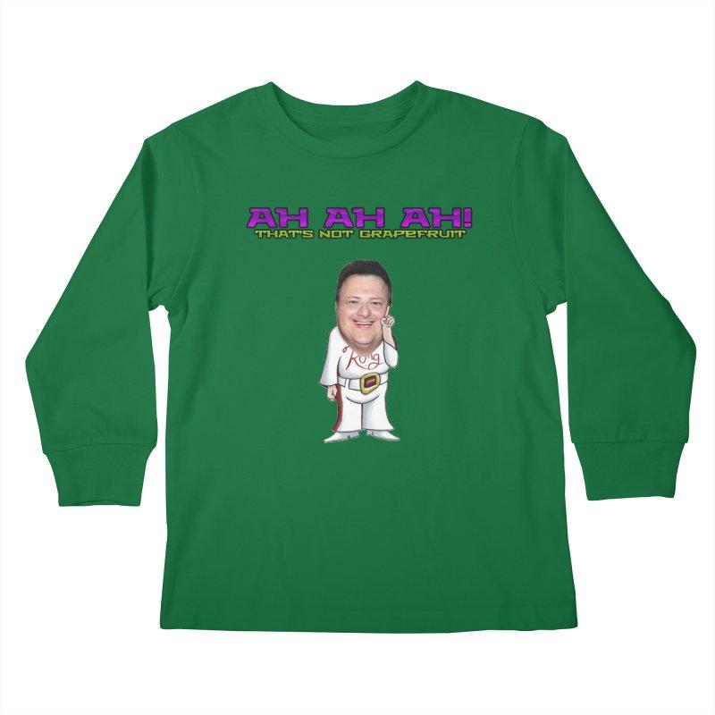 Nedry Kids Longsleeve T-Shirt by DrinkIN GeekOUT's Artist Shop