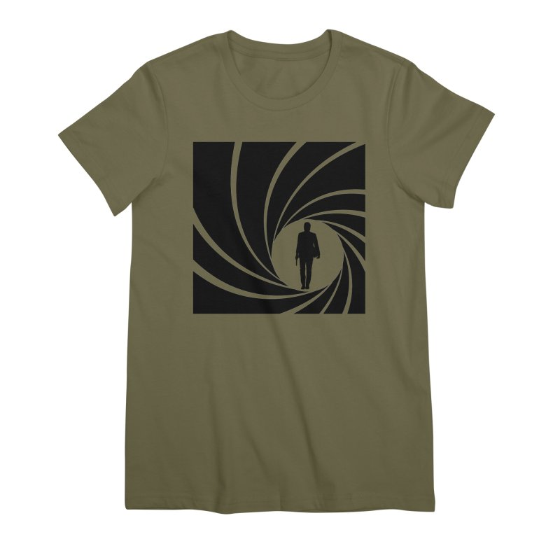 Wick, John Wick Women's Premium T-Shirt by DrinkIN GeekOUT's Artist Shop