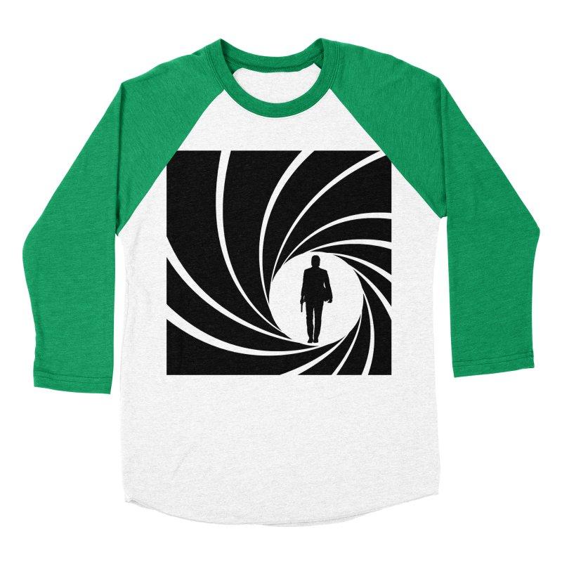 Wick, John Wick Men's Baseball Triblend Longsleeve T-Shirt by DrinkIN GeekOUT's Artist Shop