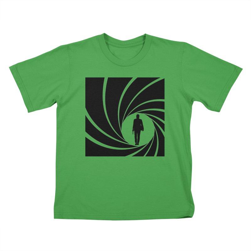 Wick, John Wick Kids T-Shirt by DrinkIN GeekOUT's Artist Shop