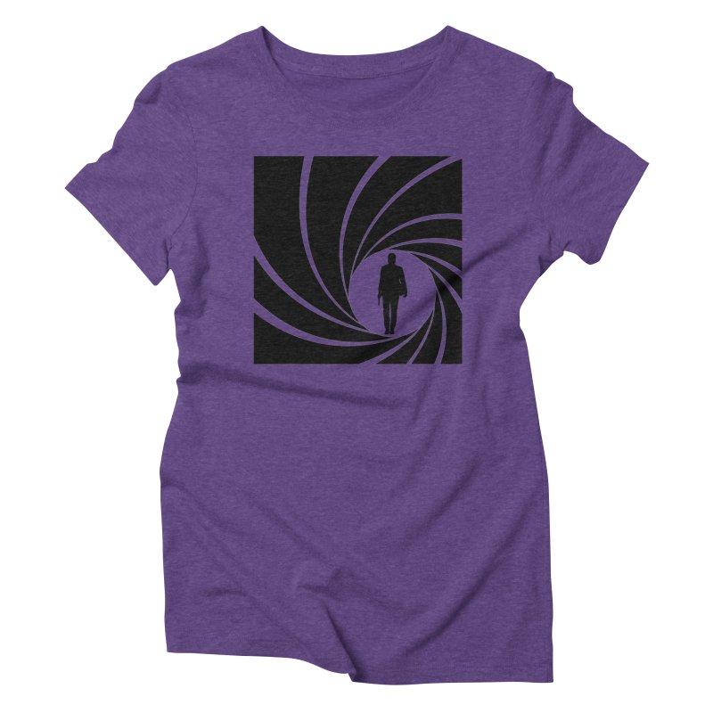 Wick, John Wick Women's Triblend T-Shirt by DrinkIN GeekOUT's Artist Shop
