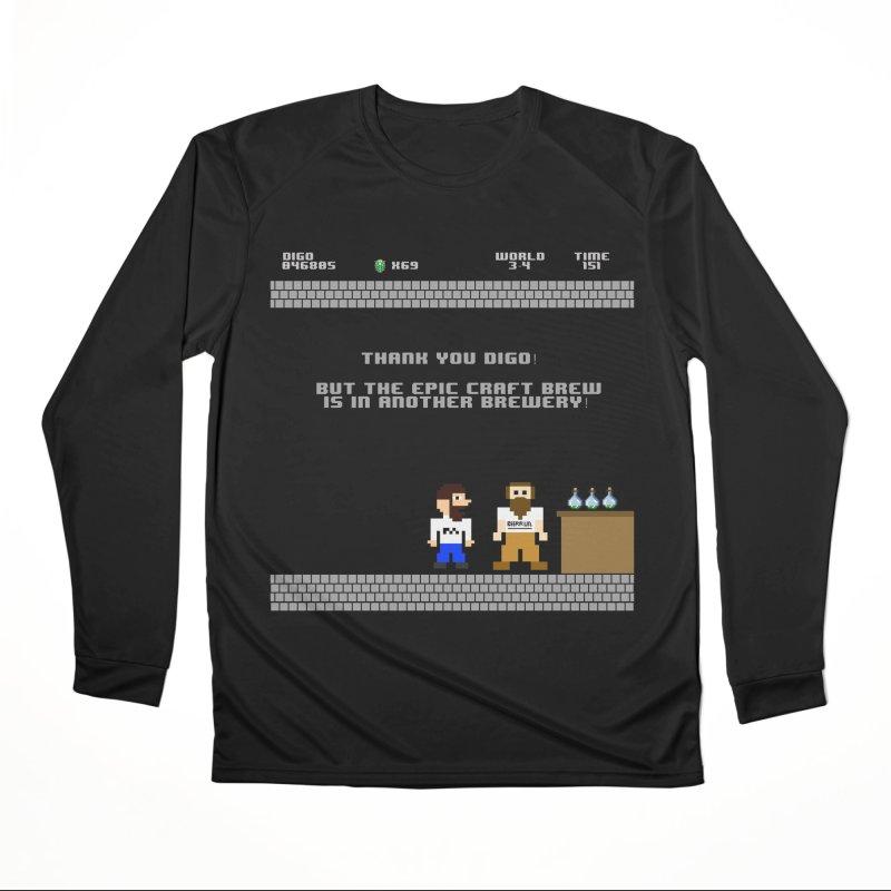 Another Brewery Women's Performance Unisex Longsleeve T-Shirt by DrinkIN GeekOUT's Artist Shop