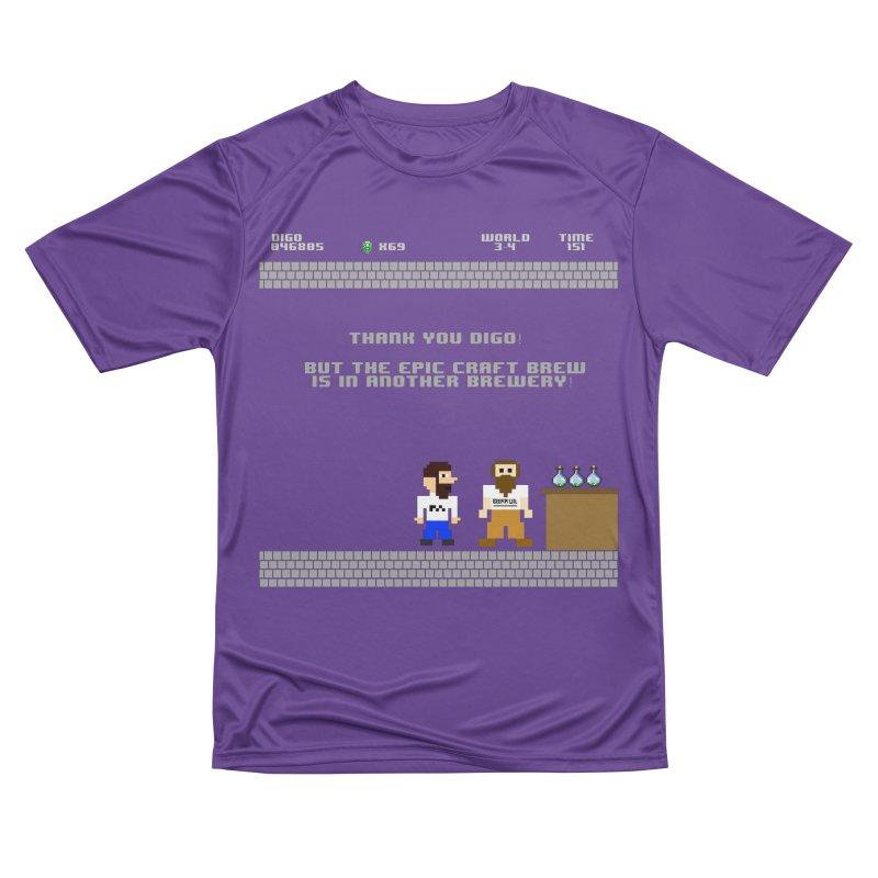 Another Brewery Women's Performance Unisex T-Shirt by DrinkIN GeekOUT's Artist Shop