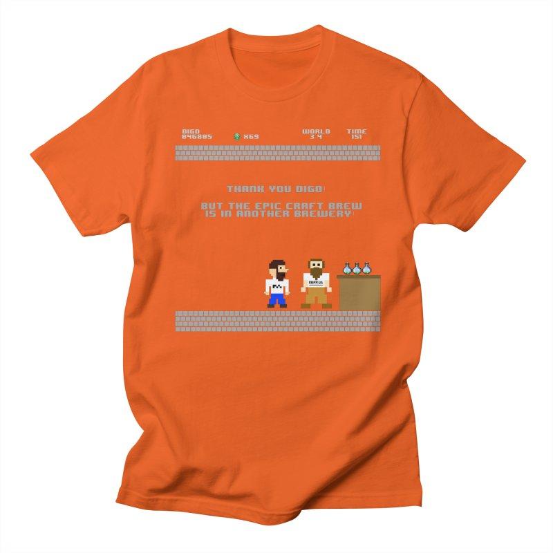 Another Brewery Men's Regular T-Shirt by DrinkIN GeekOUT's Artist Shop