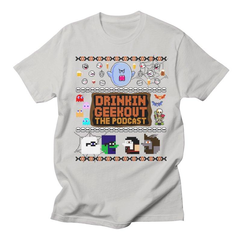 Ugly Halloween Sweeter Men's Regular T-Shirt by DrinkIN GeekOUT's Artist Shop