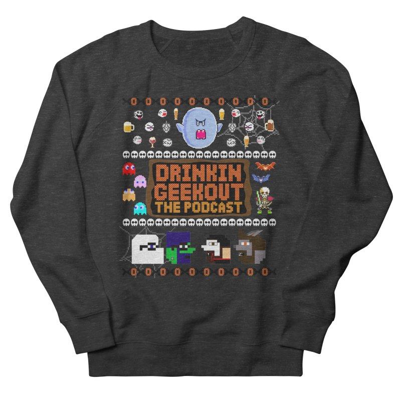 Ugly Halloween Sweeter Women's French Terry Sweatshirt by DrinkIN GeekOUT's Artist Shop
