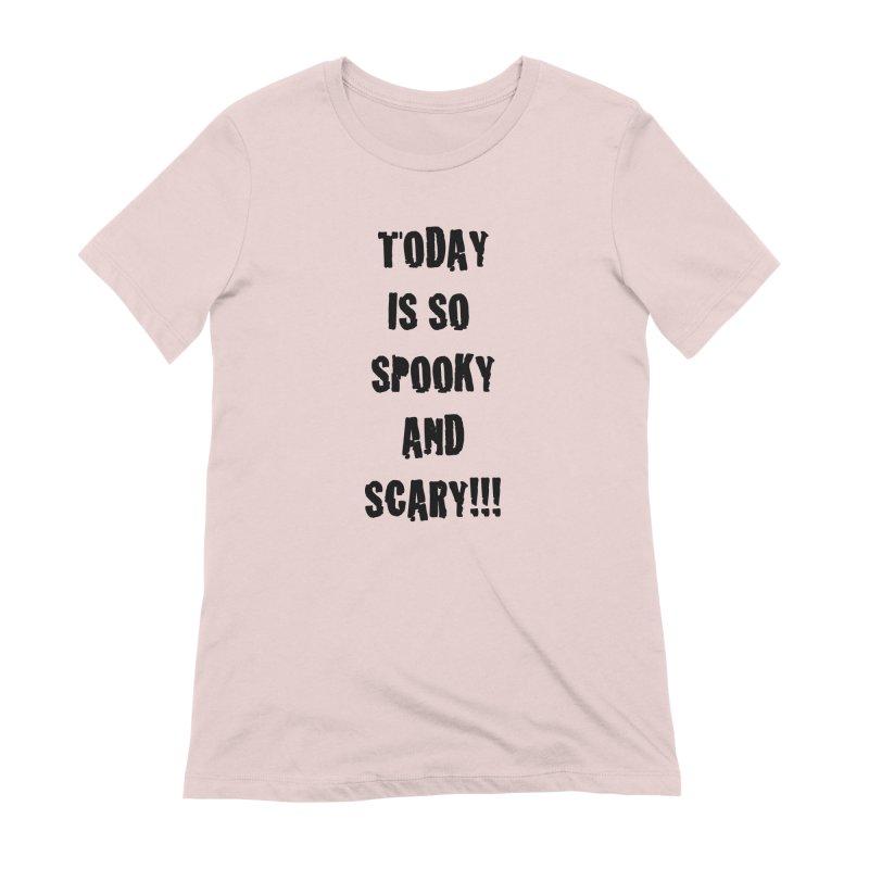 Halloween Tee Women's Extra Soft T-Shirt by DrinkIN GeekOUT's Artist Shop