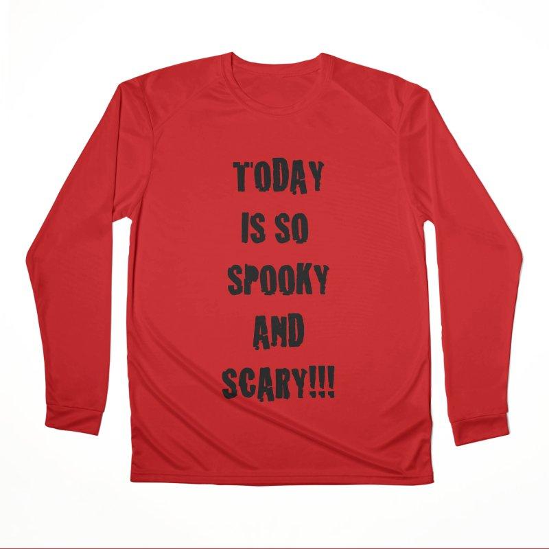 Halloween Tee Women's Performance Unisex Longsleeve T-Shirt by DrinkIN GeekOUT's Artist Shop
