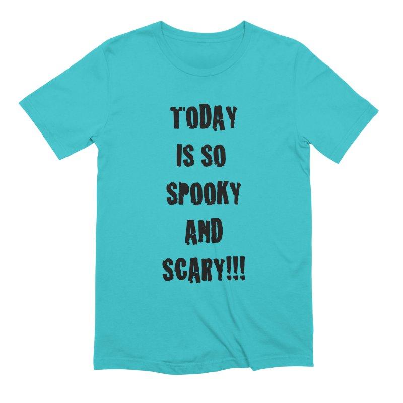 Halloween Tee Men's Extra Soft T-Shirt by DrinkIN GeekOUT's Artist Shop