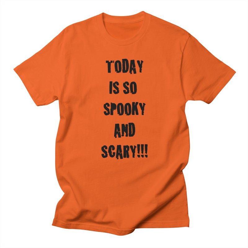 Halloween Tee Men's Regular T-Shirt by DrinkIN GeekOUT's Artist Shop